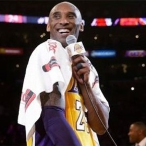Five years after Kobe Bryant's last match