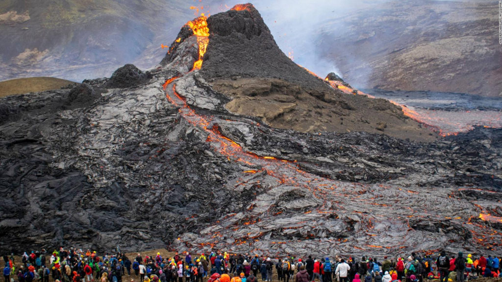 Volcanic tourism: a new hotspot in Iceland