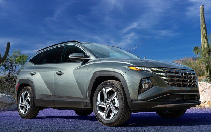 Hyundai Tucson 2022: first impressions