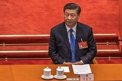 Chinese President Xi Jinping, .EFE / EPA / ROMAN PILIPEY / Archive