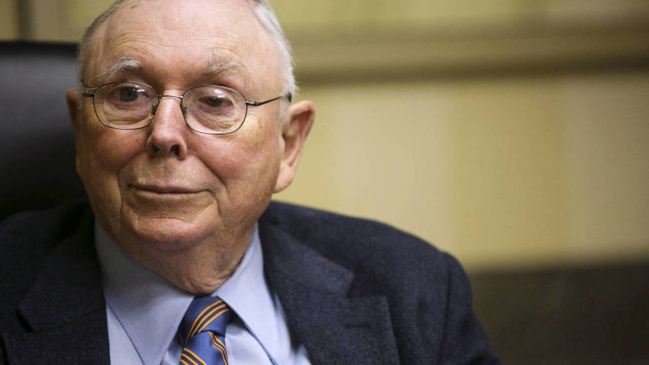 5 investment tips from billionaire Charlie Munger