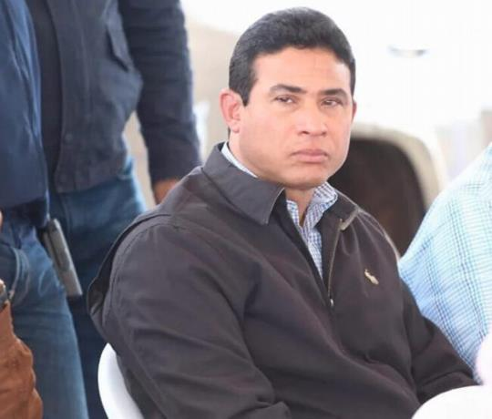 A statement about Domanjuus Brito, another member of the PLD Congress and the records of Juan DH and Domingo Pease were confiscated from Adon Caesar