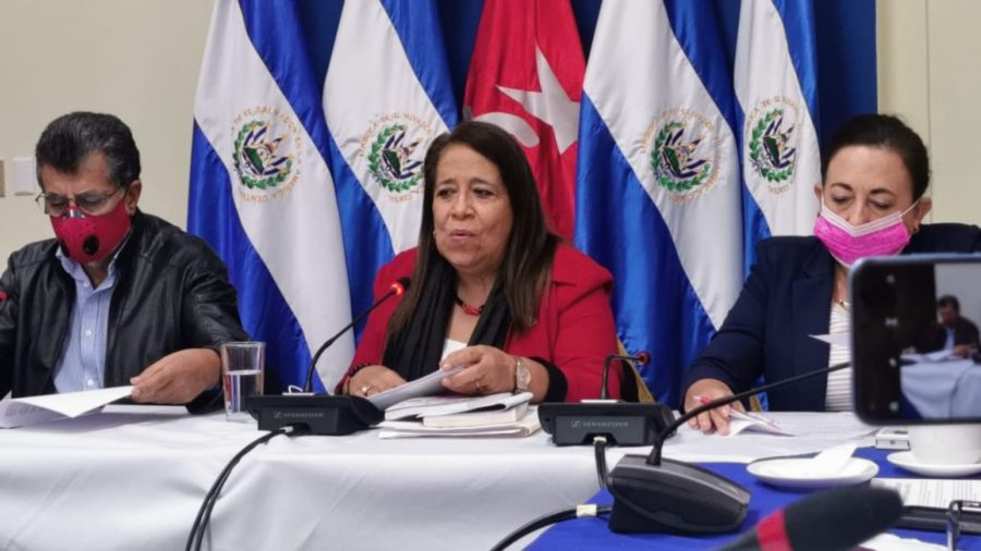After the arrest of the FMLN mayor, his leadership required the Attorney General's office to also work on government corruption cases