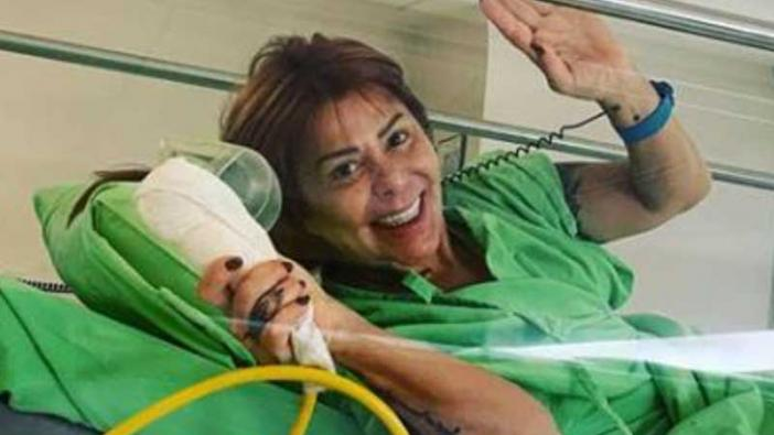 Alejandra Guzmán's doctor gives details of her health condition after a lobotomy