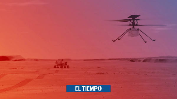 An ingenious helicopter ready for a historic breakthrough on Mars – science – life