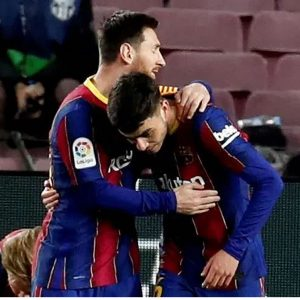 Barcelona vs Getafe (5-2) La Liga match day 31;  Goals and Summary