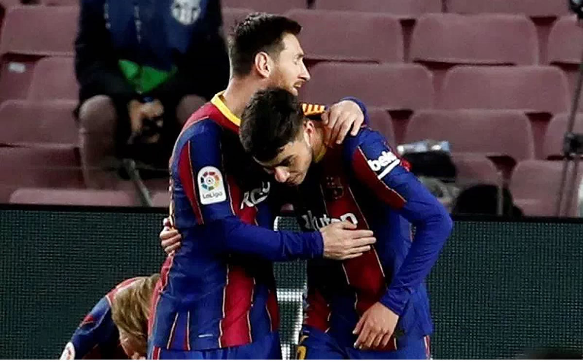 Barcelona vs Getafe (5-2) La Liga match day 31;  Goals and Summary