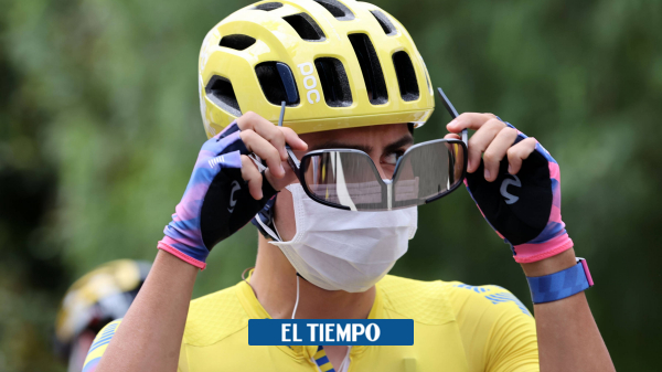 Basque Country: Summary of the first stage, Sergio Higuita, Esteban Chaves – cycling – sport