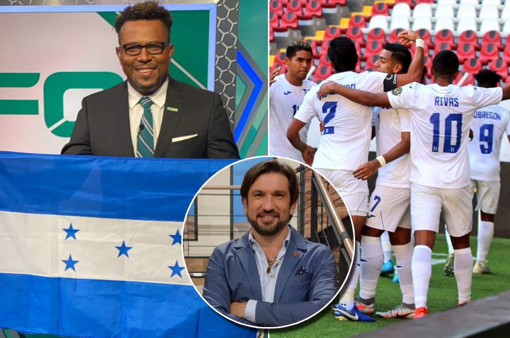 Carlos Pavon confirms that Honduras is CONCACAF's Olympic giant and that 'Kikín' Fonseca responds – Diez