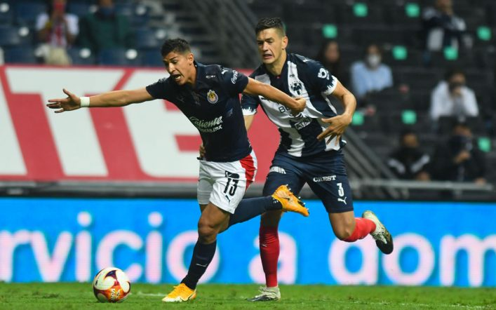 Chivas evaded controversy after two penalties were revoked
