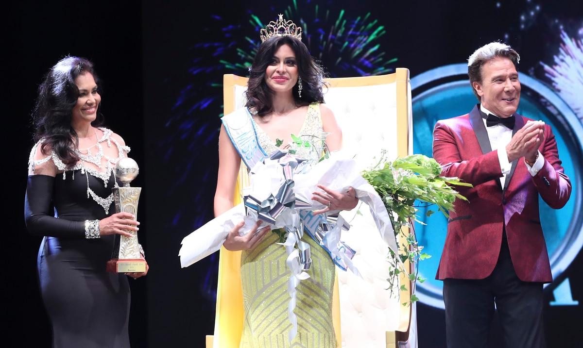 Di Naranjito is the new Miss World of Puerto Rico