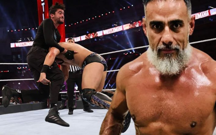 Dr. Wagner Jr. criticized Bad Bunny's WrestleMania appearance