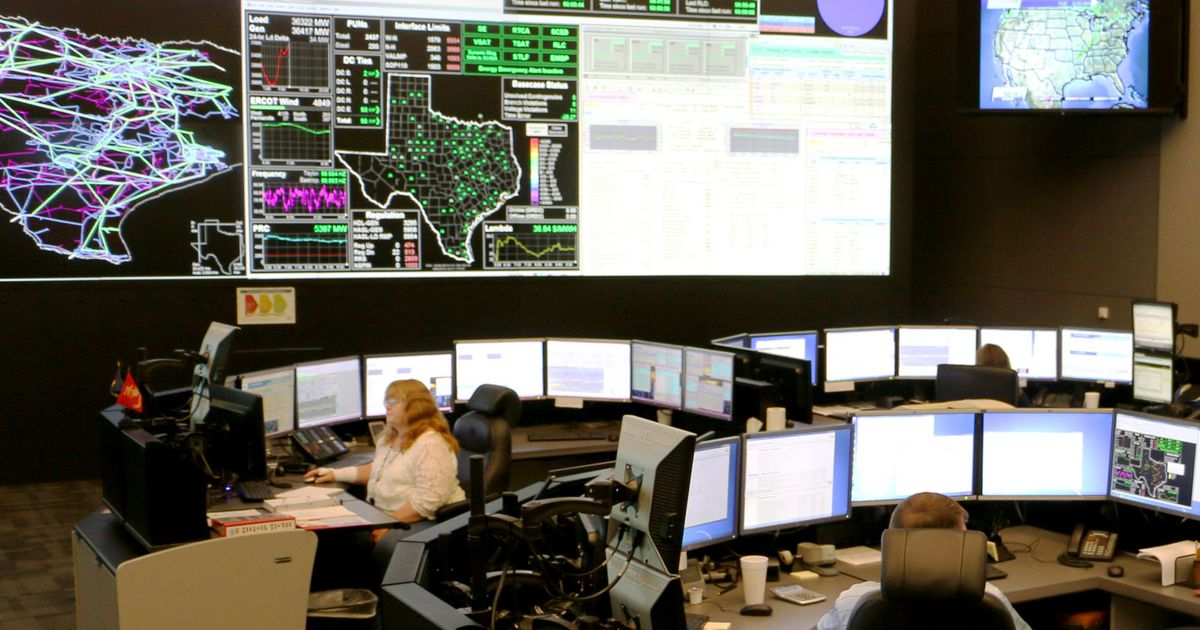 ERCOT asks residents and businesses to conserve energy due to a potential shortage of electricity generation
