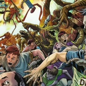Fans of American T-shirts appear in the popular Marvel comic