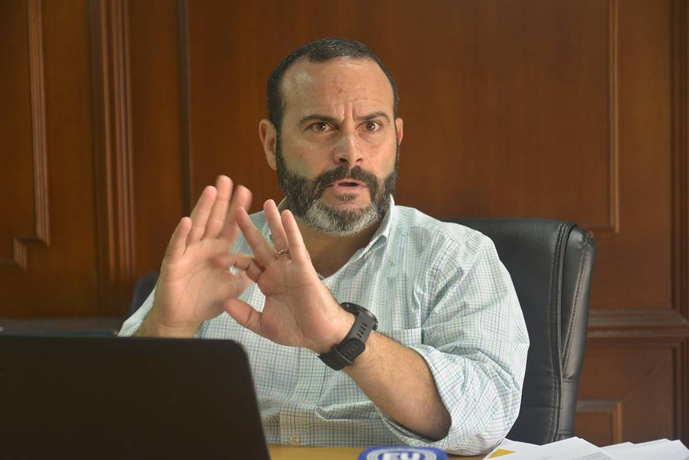 He will meet with President Lenin Moreno and President-elect Guillermo Laso next week  Politics  News