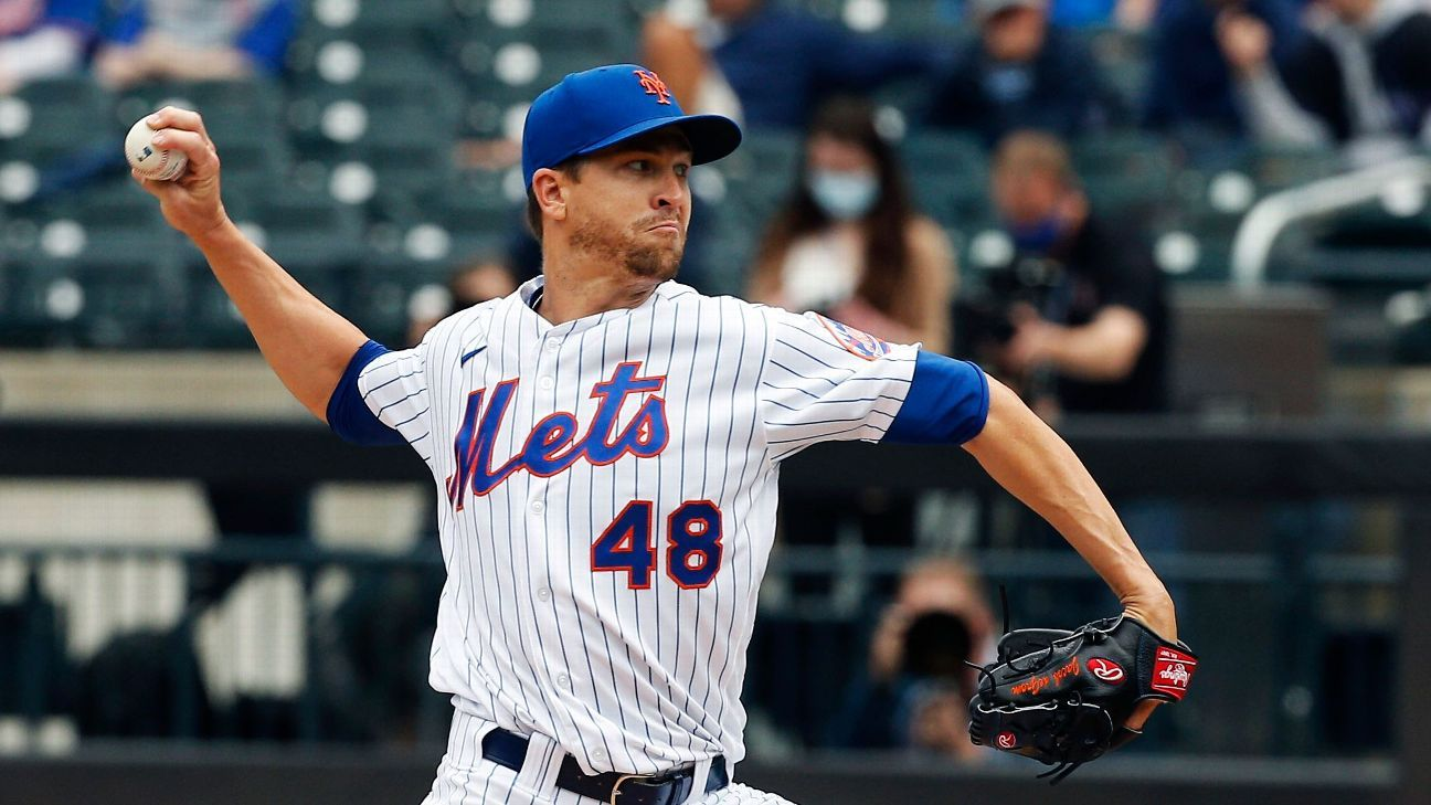 Jacob Degrom scored 14 matches but the Mets couldn't defeat Trevor Rogers and Marlins