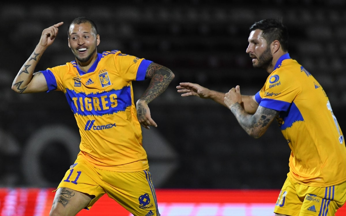 Juarez vs Tigres (2-3) Liga MX awaited match;  Summary and objectives