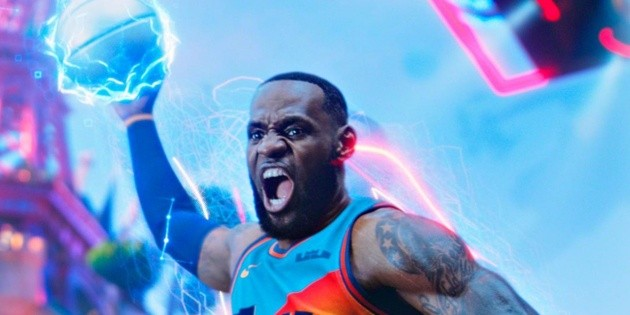 LeBron James Films: Space Jam 2's First Official Trailer [VIDEO]