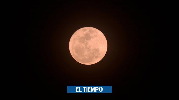 Lunar calendar 2021: In April the supernatural pink moon arrives – science – life