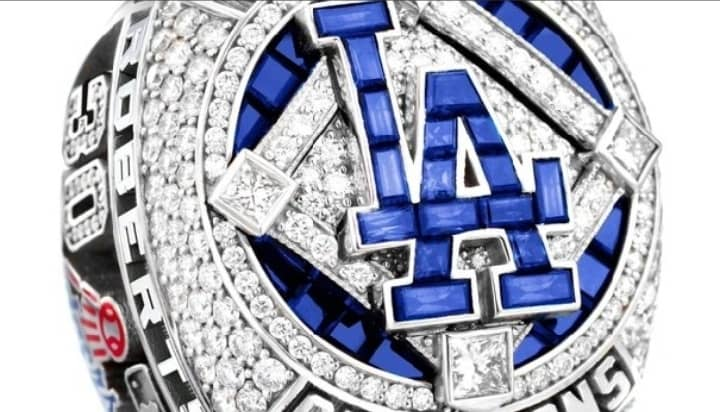 MLP: Learn all the details of the Los Angeles Dodgers Champion ring (photos and video)