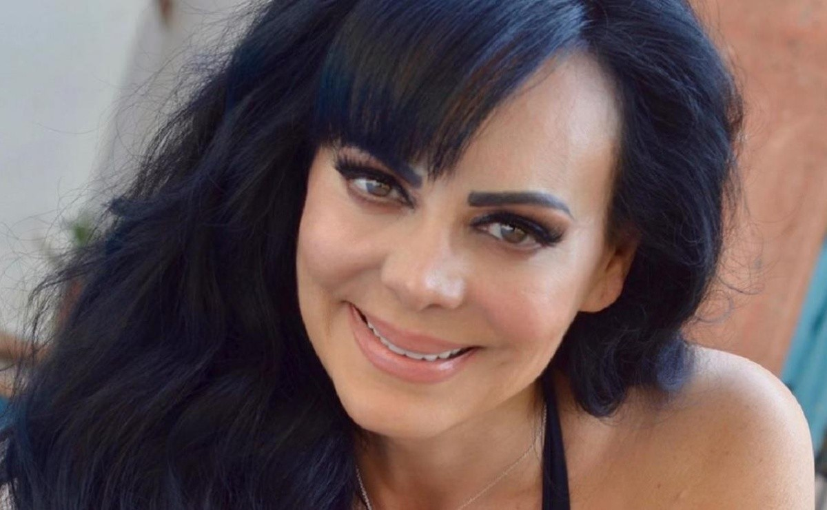 Maribel Guardia is unrecognizable in a new selfie, compared to Michael Jackson