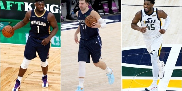 NBA: Top Five Players Under 25