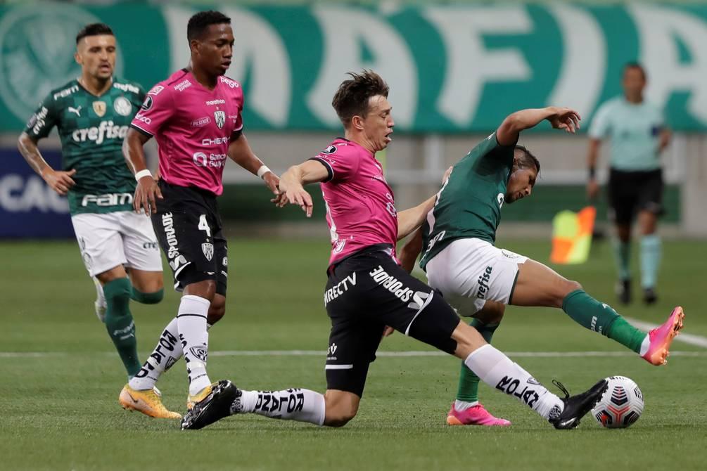 Palmeiras sends Independiente Del Valle in Brazil 5-0 to Group A in Copa Libertadores |  Football  Sports