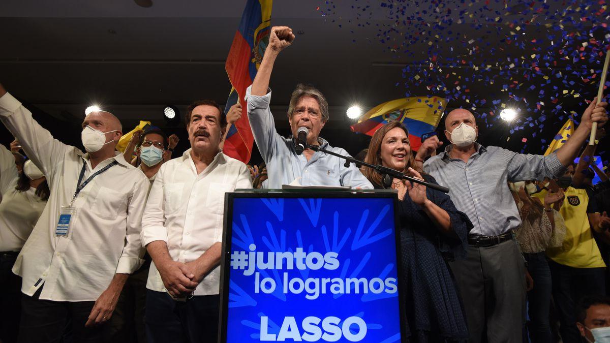 President Ecuador: Lasso's victory in Ecuador opens a transition with urgent social demands |  International