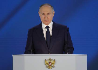 "Putin warns the United States that it will regret deciding to cross the ""red line"""