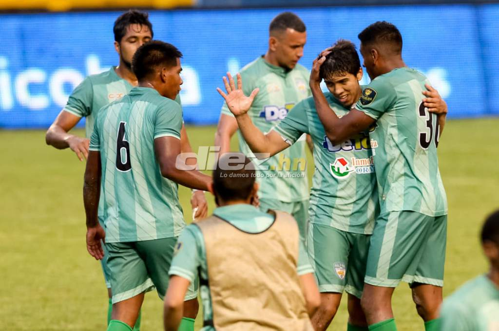 Real de Minas' surprise and tied with Motagua in the last breath – ten