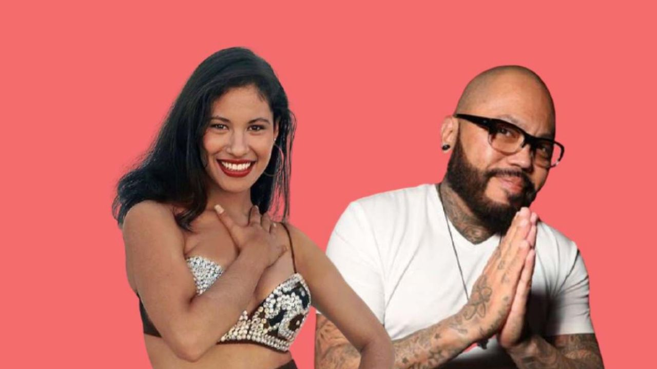 Selena: These are the tattoos AB Quintanilla made in her honor
