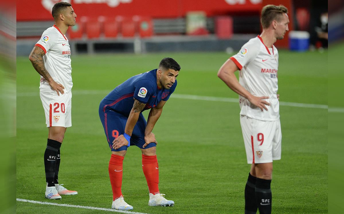 Sevilla vs Atletico de Madrid (1-0): Atletico failed and Lalica burns!