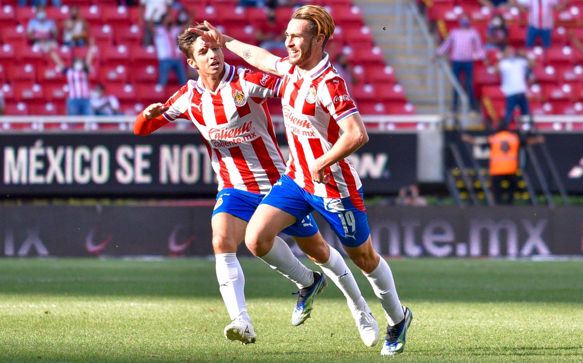 Sivas vs Santos (1-1): Guadalajara returns the dive with a canolaso