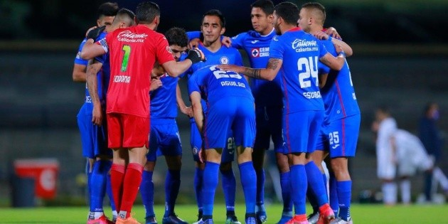 The Cruz Azul Cup is the 11th best so far in Guardianes 2021 from the Liga MX