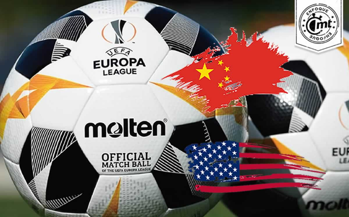 The United States and China are also fighting for the UEFA European League