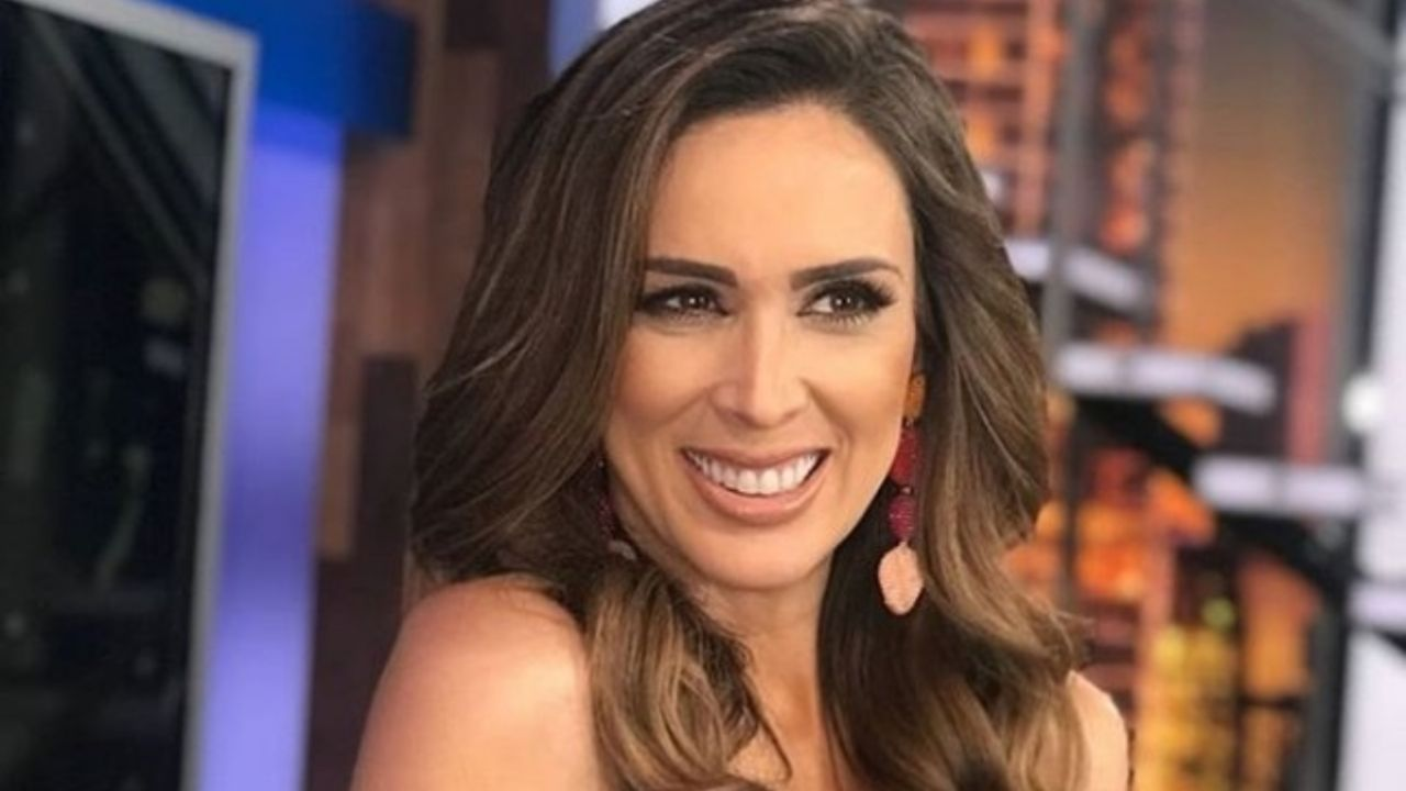 This is how Jacky Bracamontes prepares to host the Latin American Music Awards |  picture