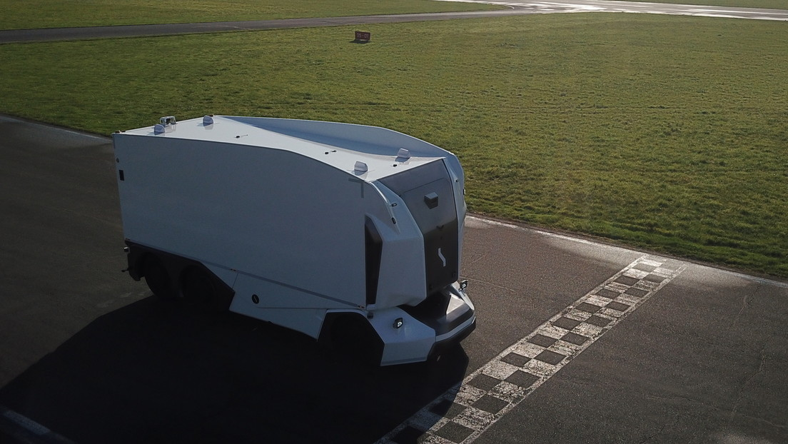 This is the Swedish company that surpassed Tesla with the world's first autonomous electric truck