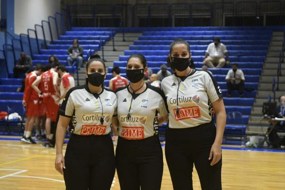The Three Judges of Urundi - Truville.  Photo: Marcelo Bonjour.