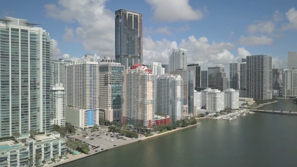 Why are entrepreneurs moving to Miami?