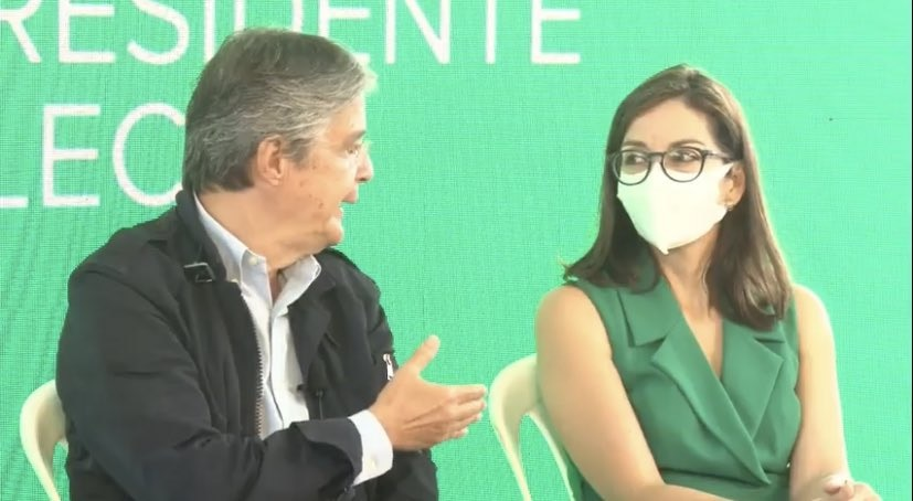 Ximena Garzón will be in charge of the Ministry of Health in the Guillermo Lasso government    Politics  News