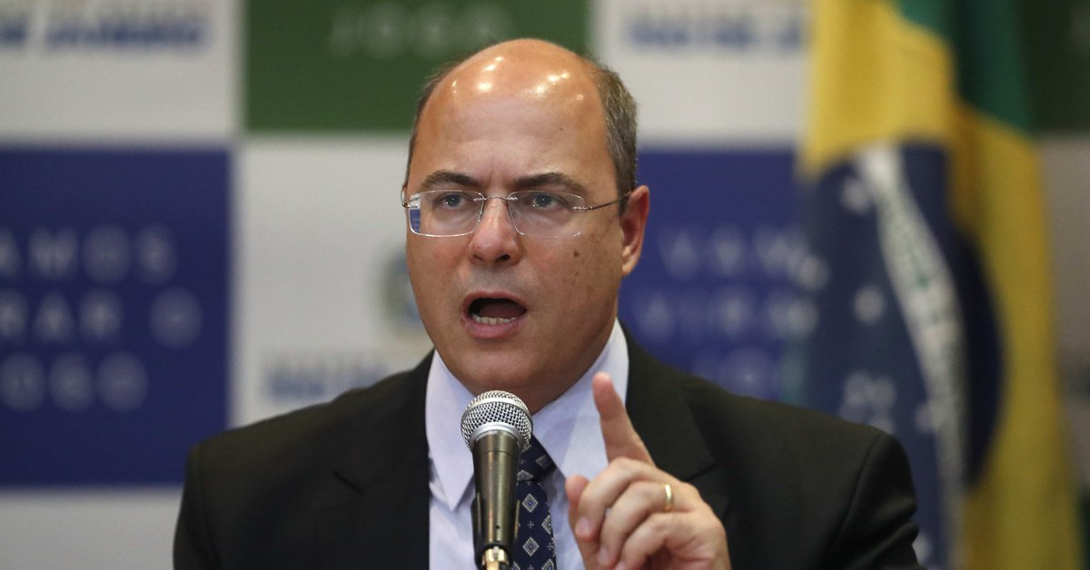 The court of Rio de Janeiro Governor, Wilson Witzel, is charged with corruption in handling the pandemic.