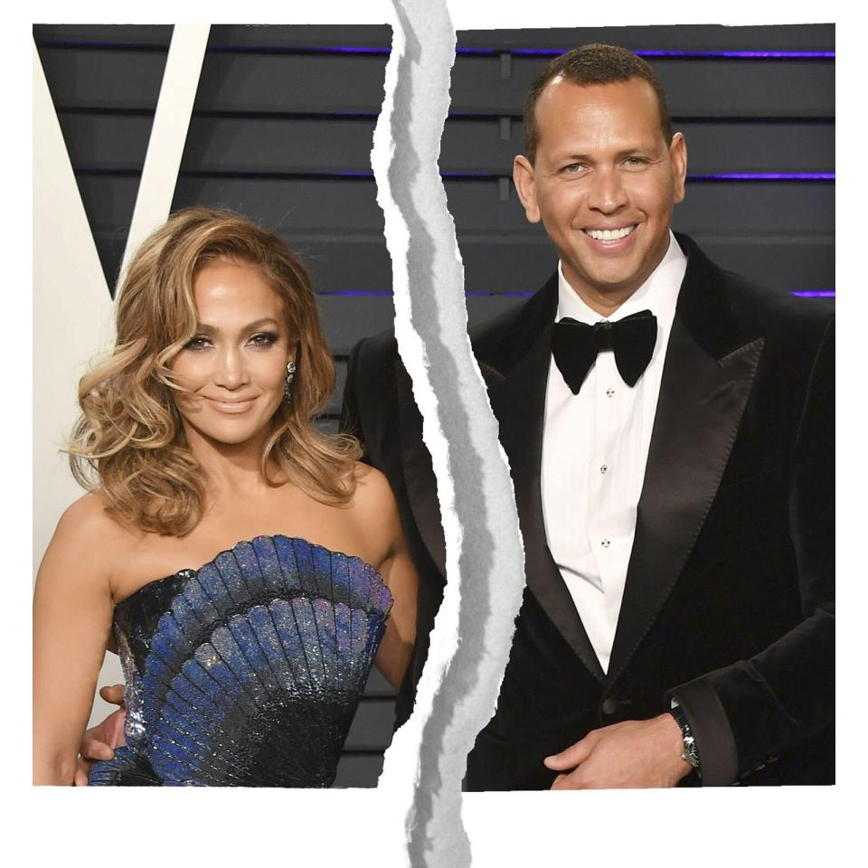 Jennifer Lopez and Alex Rodriguez / Photo: George Pimentel / Getty Images