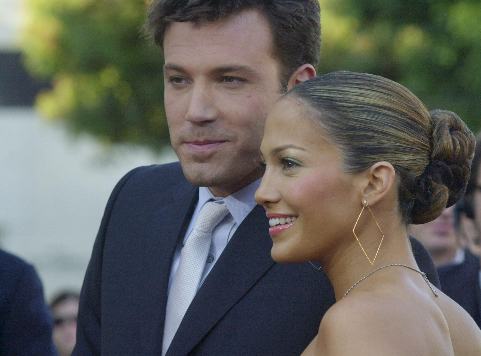 Jennifer Lopez and Ben Affleck are back together after the singer split up with ARod!