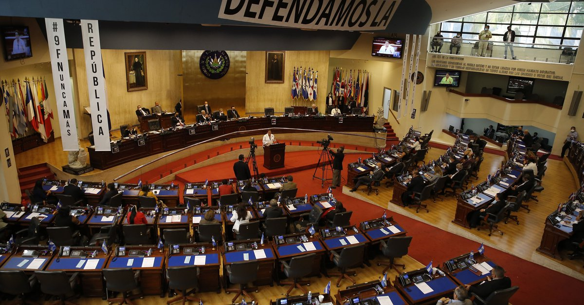 El Salvador Congress dismisses constitutional judges of the Supreme Court