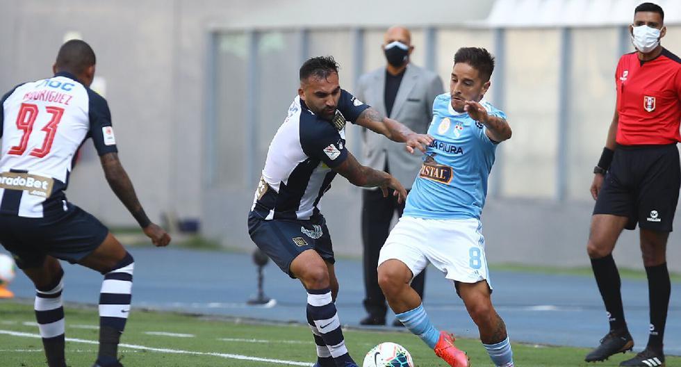 Sporting Cristal beat Alianza Lima 2-1 in Nacional |  Football – Peruvian