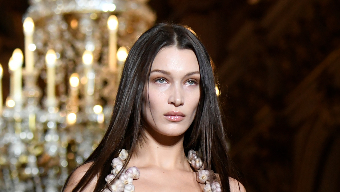 """Bella Hadid reveals the symptoms of her illness ... """"invisible"""""""