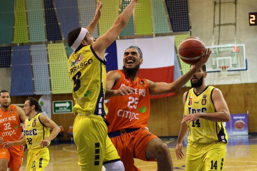 Chilean basketball prepares for a comeback