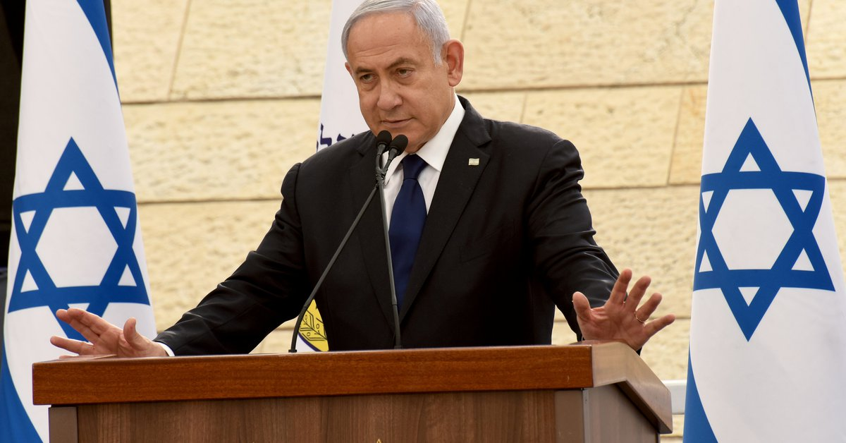 Benjamin Netanyahu failed to form a government in Israel