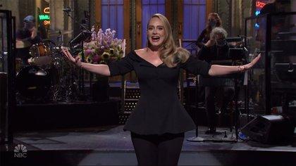 Adele en SNL (NBC)