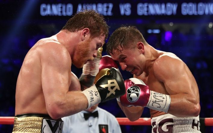 Canelo Alvarez does not rule out ending trilogy against Janet Kolovkin